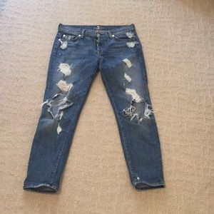 Jeans by 7 for all mankind